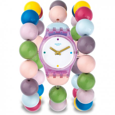 Swatch Party Beads L watch