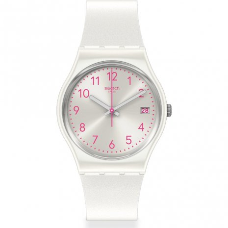 Swatch Pearlazing watch