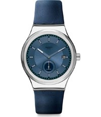 SY23S403 Petite Seconde Blue 42mm