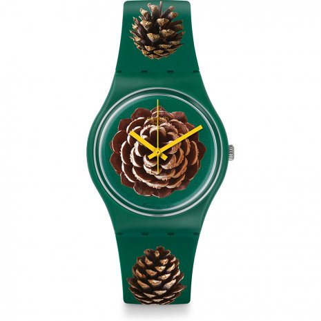 Swatch Pinezone montre