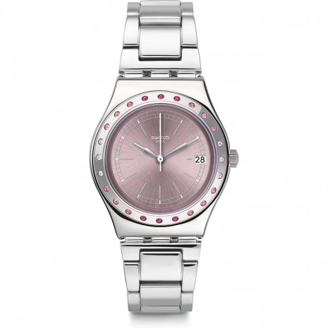 Swatch Pinkaround watch