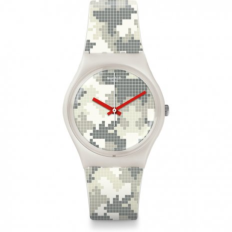 Swatch Pixelise Me watch