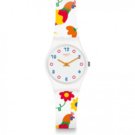 Swatch Polletto watch