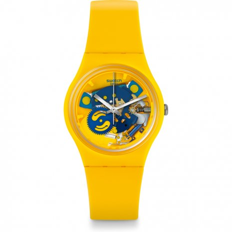 Swatch Poussin watch