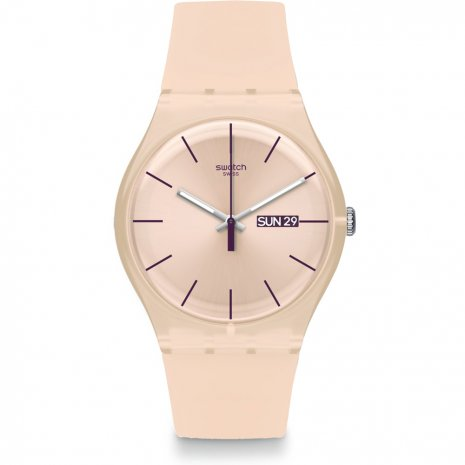 Swatch Rose Rebel watch