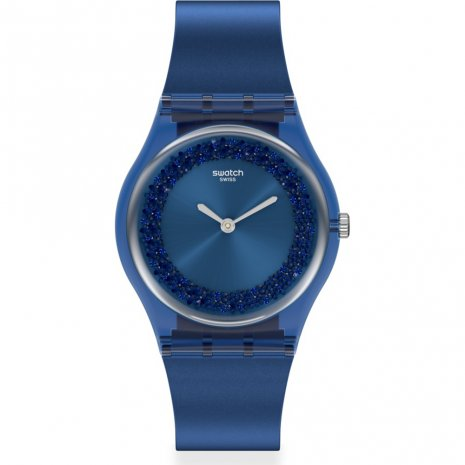 Swatch Sideral Blue watch