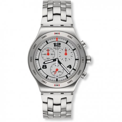 Swatch Silver Again watch