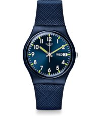 GN718 Sir Blue 34mm