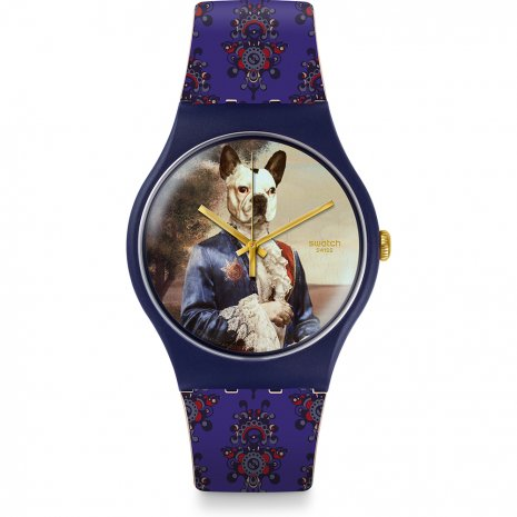 Swatch Sir Dog watch