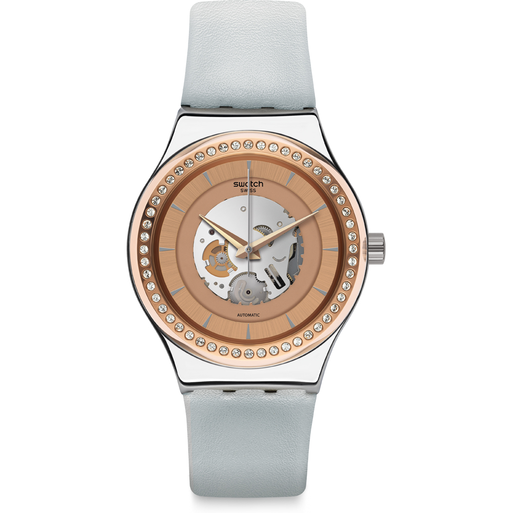 Jam Tangan Wanita Fossil Casual Dan Fashion Fs5700 Leather Es4060 Unisex Silver Hermes New Edition Source Swatch Sistem Polaire Watch