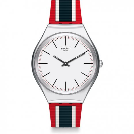 Swatch Skinflag watch