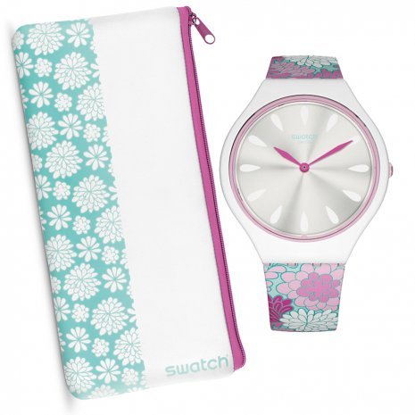 Swatch Skinpivoine watch