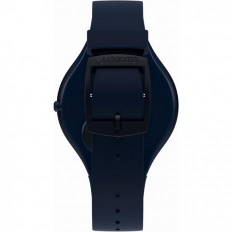 watch dark blue Quartz
