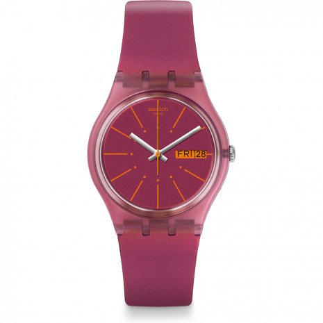 Swatch Sneaky Peaky watch