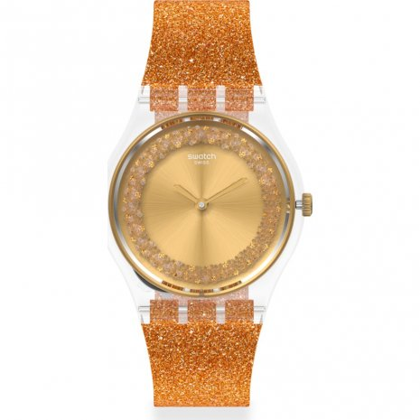 Swatch Sparklingot watch