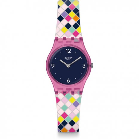 Swatch Squarolor watch