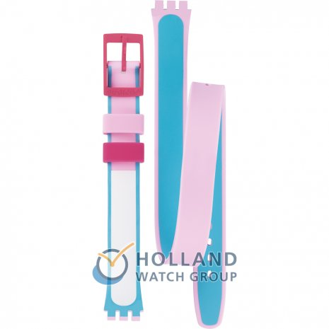 Swatch LL117 Tropical Beauty Strap