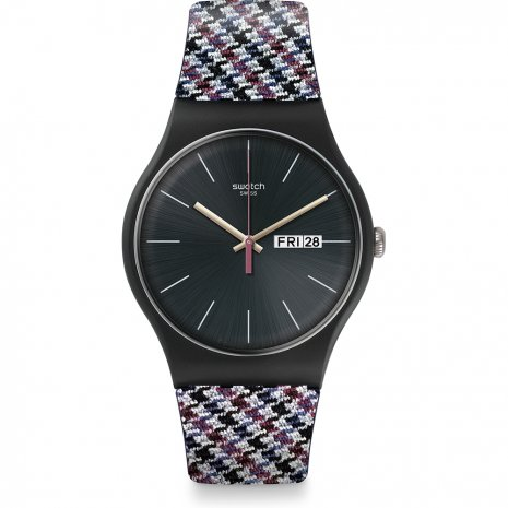Swatch Warmth watch