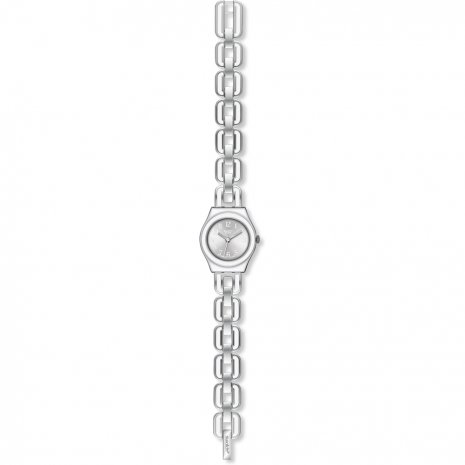 Swatch White Chain watch