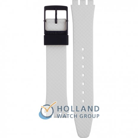 Swatch GN720 White Delight Strap