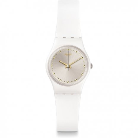 Swatch White Mouse watch