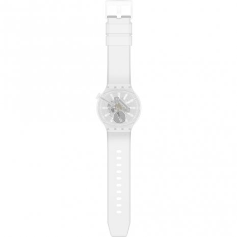 Transparent Big Bold watch Spring Summer Collection Swatch