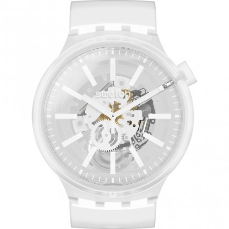 Swatch WhiteInJelly watch