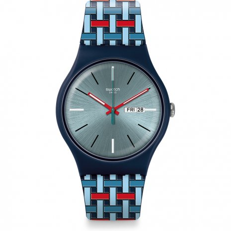Swatch Wovering watch