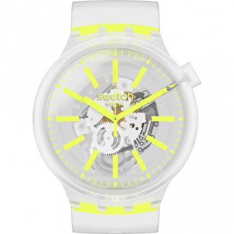 Swatch YellowInJelly 手表