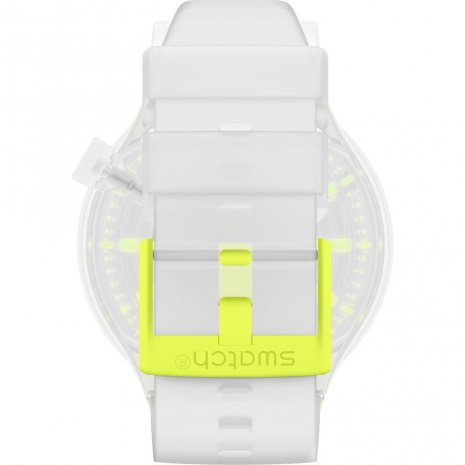 Transparent Big Bold watch 春夏款式 Swatch
