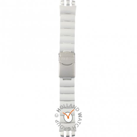 Swatch YKS4000AG Double Dot Strap