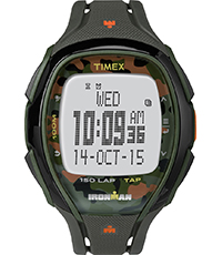 TW5M01000 Ironman Sleek 150 46mm