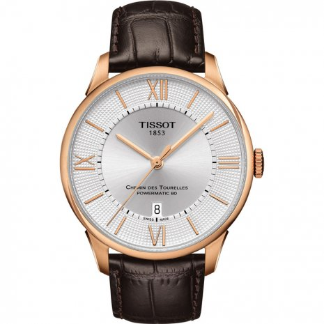 Tissot Chemin Des Tourelles watch