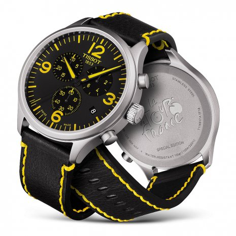 Tour de France Collection Sports Watch with Date Spring Summer Collection Tissot