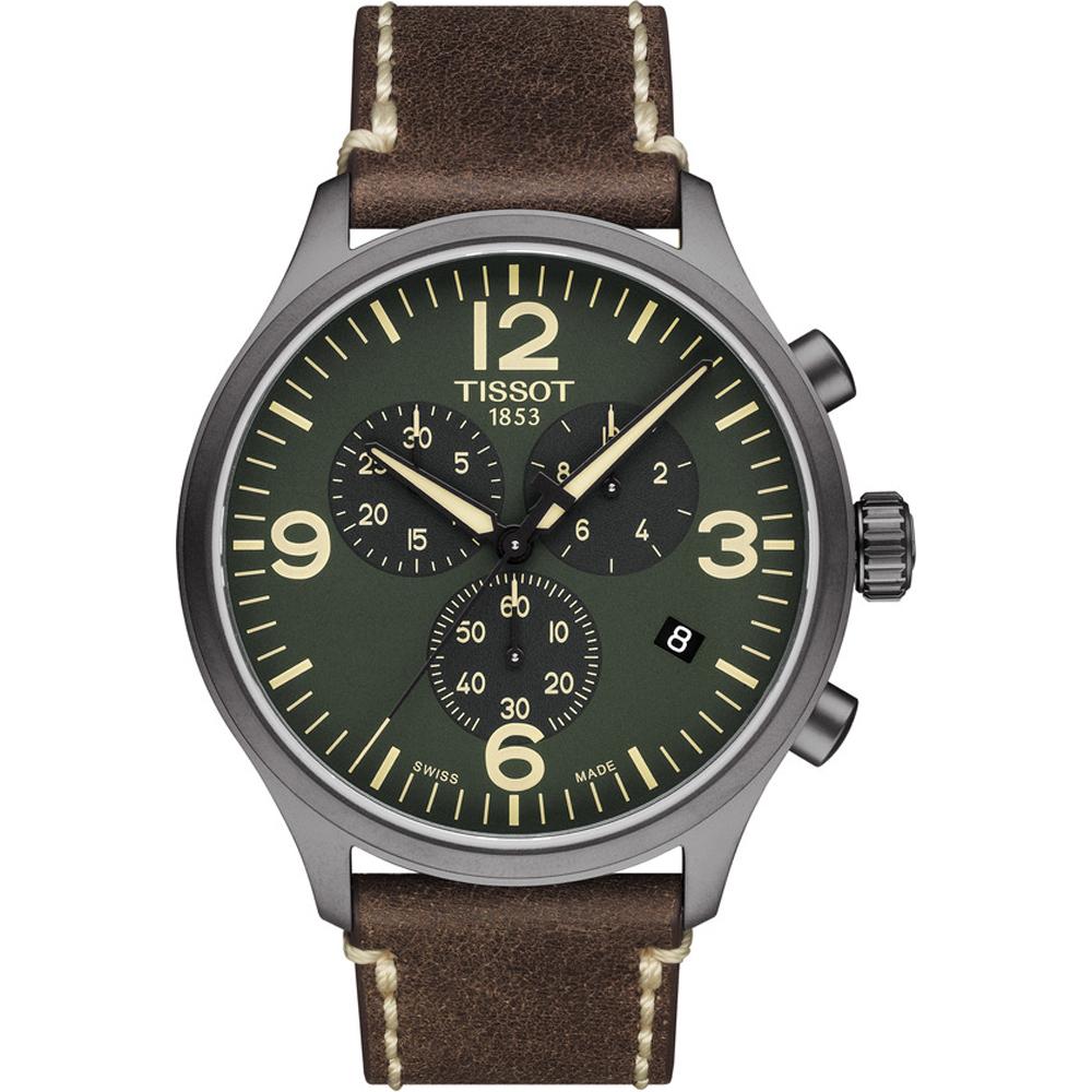 tissot t1166173609700 watch chrono xl