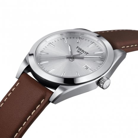Swiss made watch with date for gents Fall Winter Collection Tissot