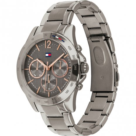 Tommy Hilfiger watch grey