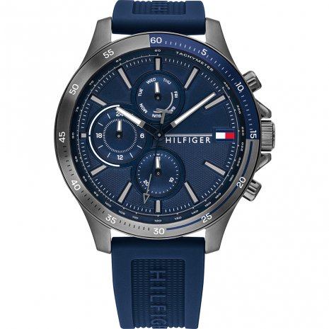Tommy Hilfiger Bank watch