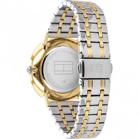 Tommy Hilfiger watch bicolor
