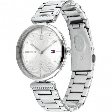 Gift set: Ladies watch with matching bracelet Spring Summer Collection Tommy Hilfiger