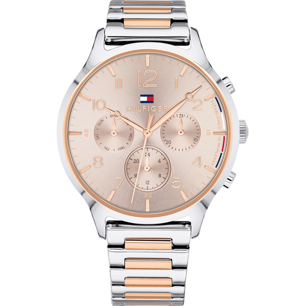 8b7e8296 Tommy Hilfiger 1781876 TH Ladies watch - Emmy