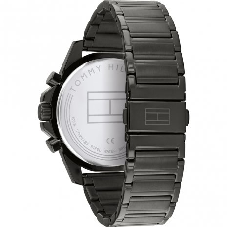 Tommy Hilfiger watch Anthracite