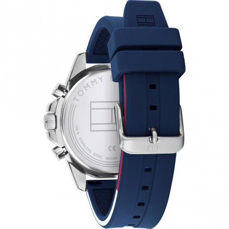 Tommy Hilfiger watch blue