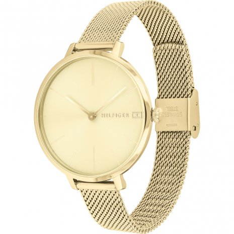 Tommy Hilfiger watch Gold
