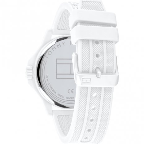 Tommy Hilfiger watch White