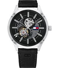 Spencer 44mm Open Mechanism Men's Automatic