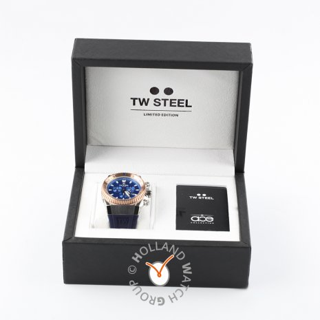 Blue Swiss made chrono diver Spring Summer Collection TW Steel