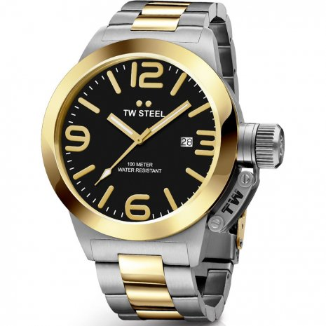 TW Steel Canteen Bracelet watch