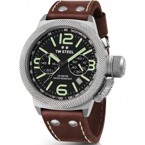 TW Steel Canteen Style watch