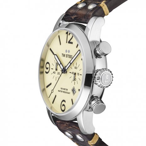 TW Steel watch Brown